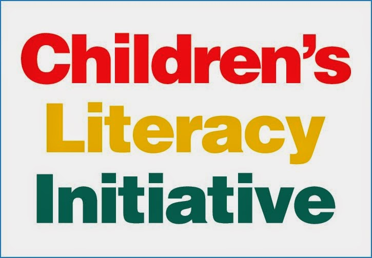 Proudly Supports The Children's Literacy Initative