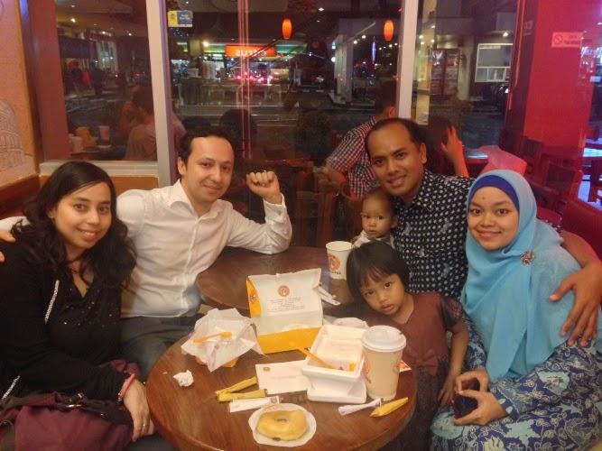 Kang Miftah & Family