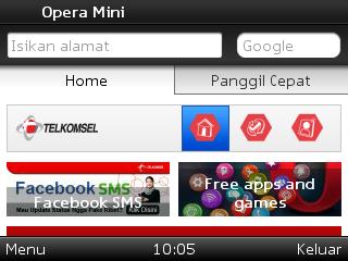 Opera mini 7.1