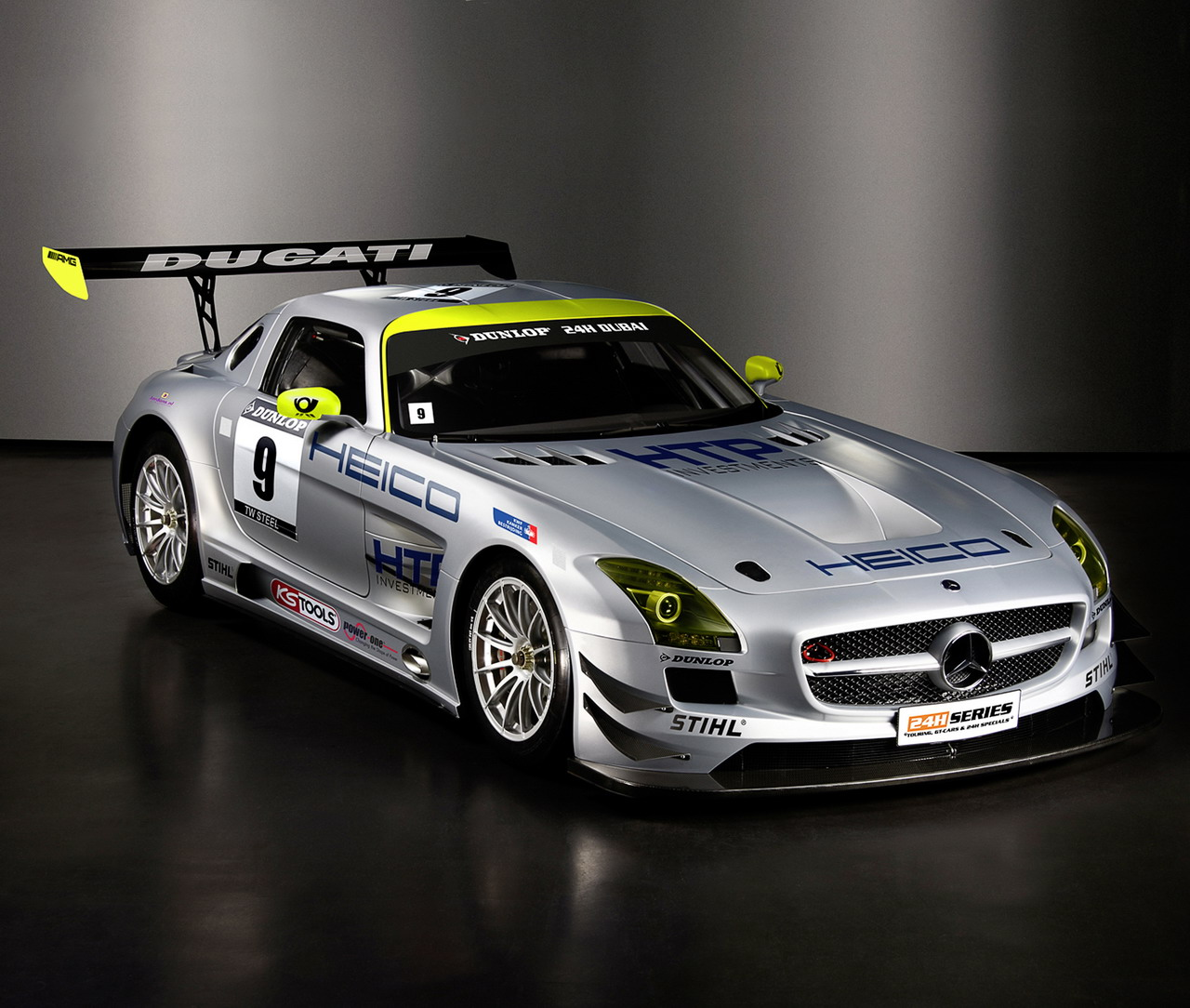 cool cars mercedes benz sls amg gt3. Black Bedroom Furniture Sets. Home Design Ideas