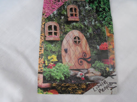 In the Garden Artist Trading Cards 2/3