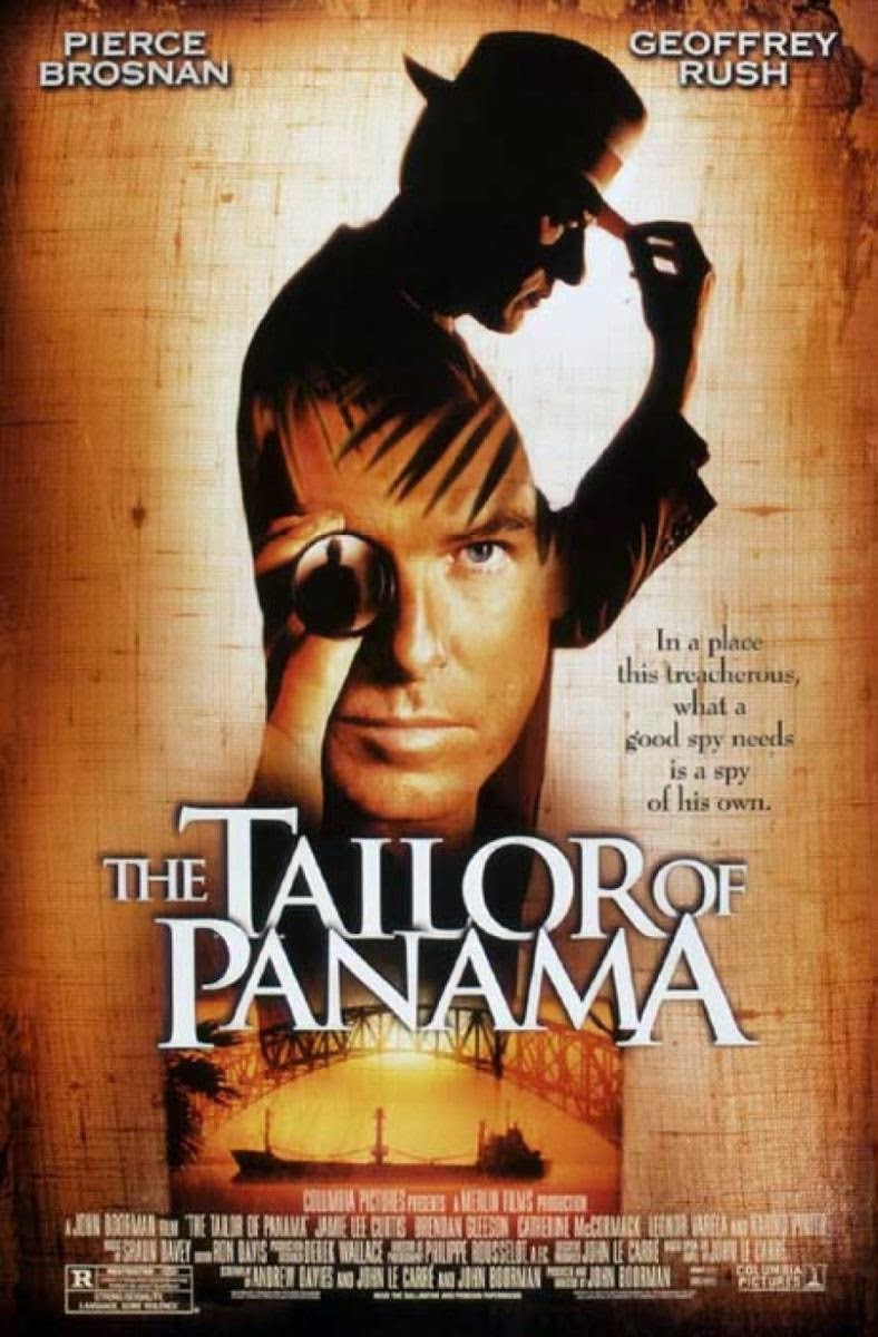 The Tailor of Panama | 2001 | El sastre de Panamá