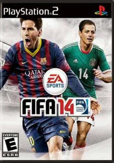 nwww.juegosparaplaystation.com FIFA 14 Iso Ps2 Latino Ntsc