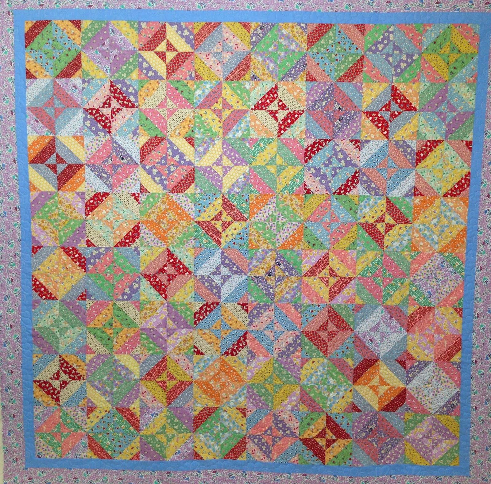 Lisa Boyette 1930's Reproduction Quilt