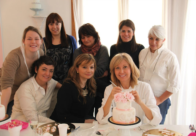 Cursos de pastelera creativa Cakes Haute Couture