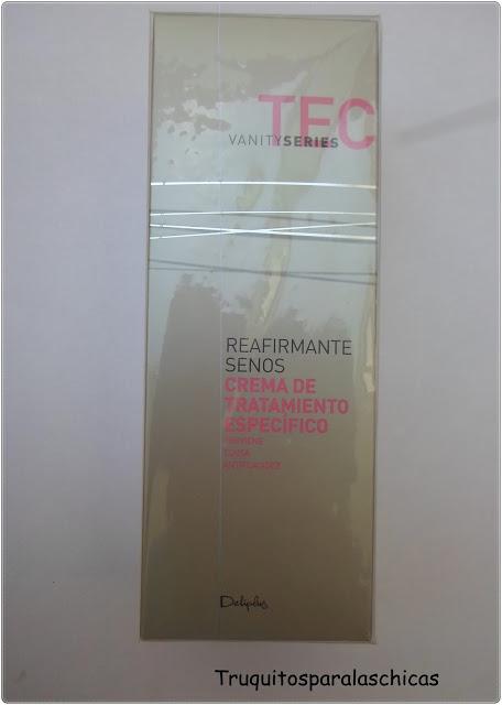 crema senos vanity series