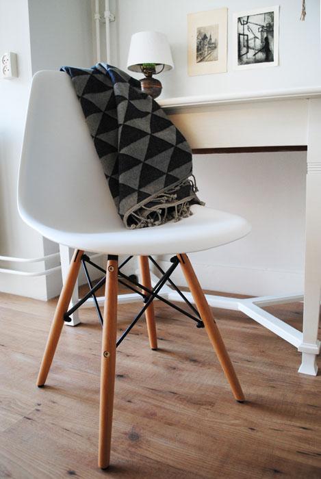 Eames dsw stoel replica for Replica vitra eames