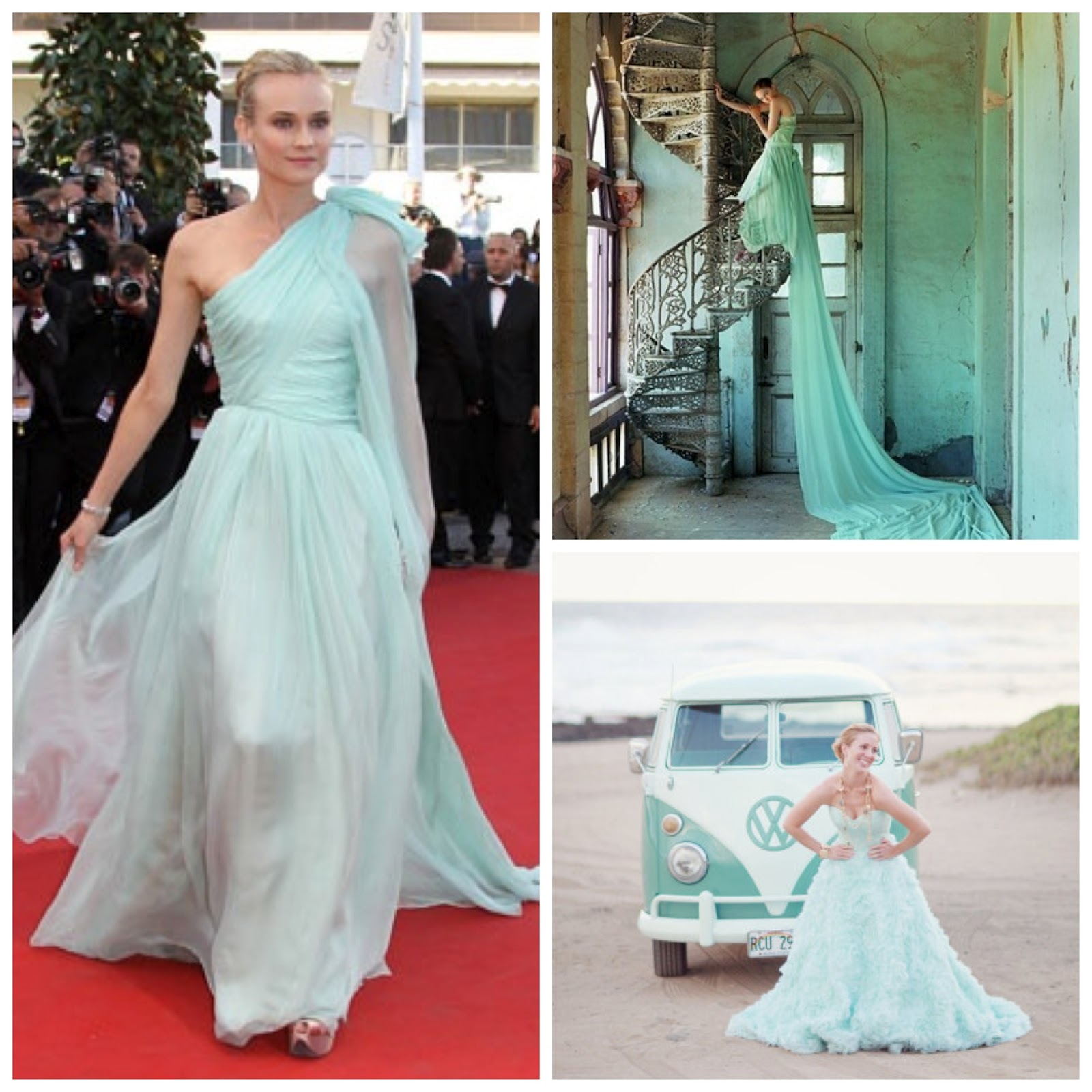 Nice Seafoam Green Bridesmaid Dress Photos - All Wedding Dresses ...