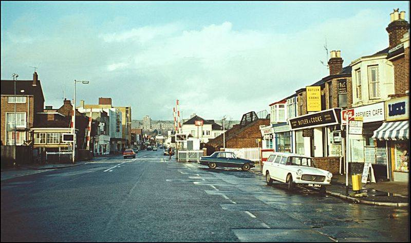 Cosham High Street