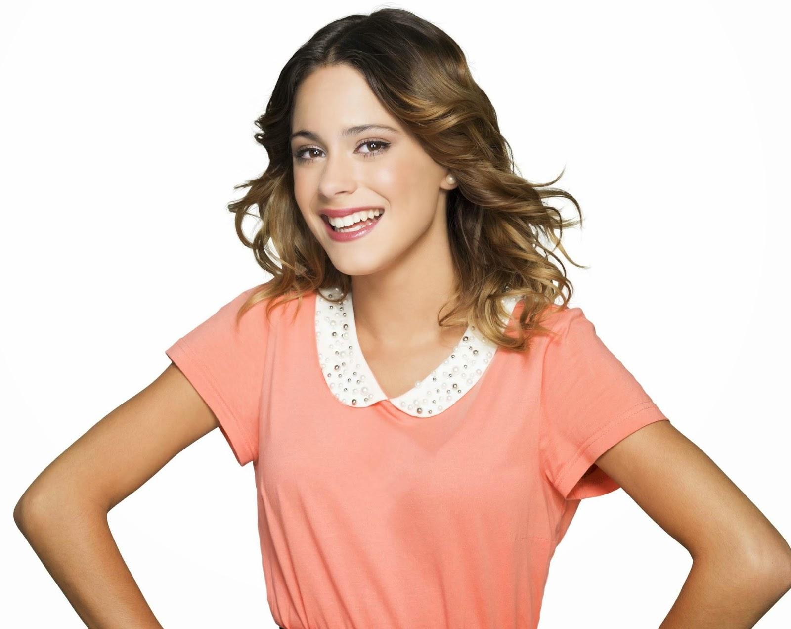 Violetta Castillo  Martina Stoessel