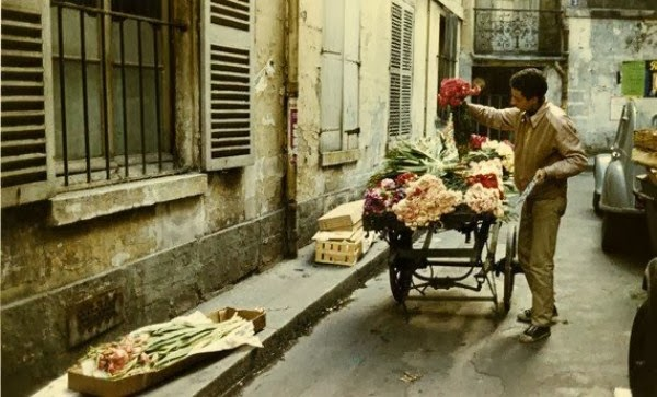 foto vintage paris 1950