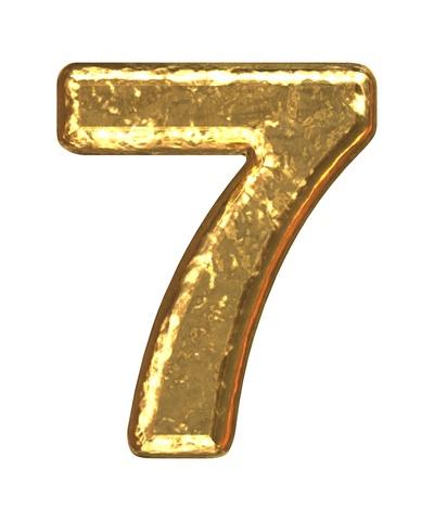 7- so far...