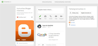 Cara Membuat Komunitas Google Plus 8