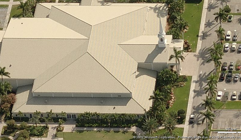 Another Possible Funeral Venue Might Be The New Christ Fellowship Church  Royal Palm Campus, Located 12 Miles WSW Of Downtown Palm Beach.
