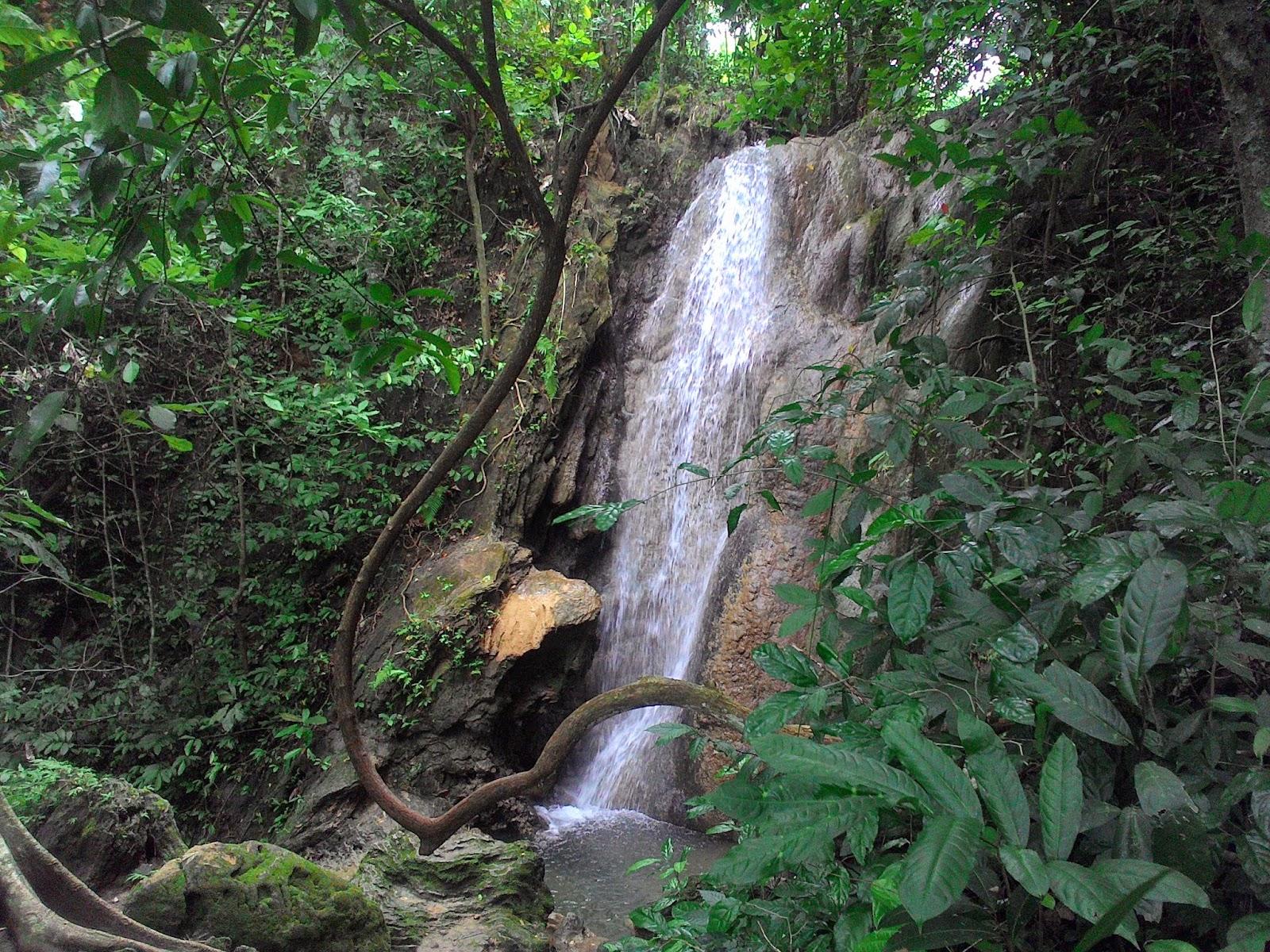 Goa Kikik Waterfall
