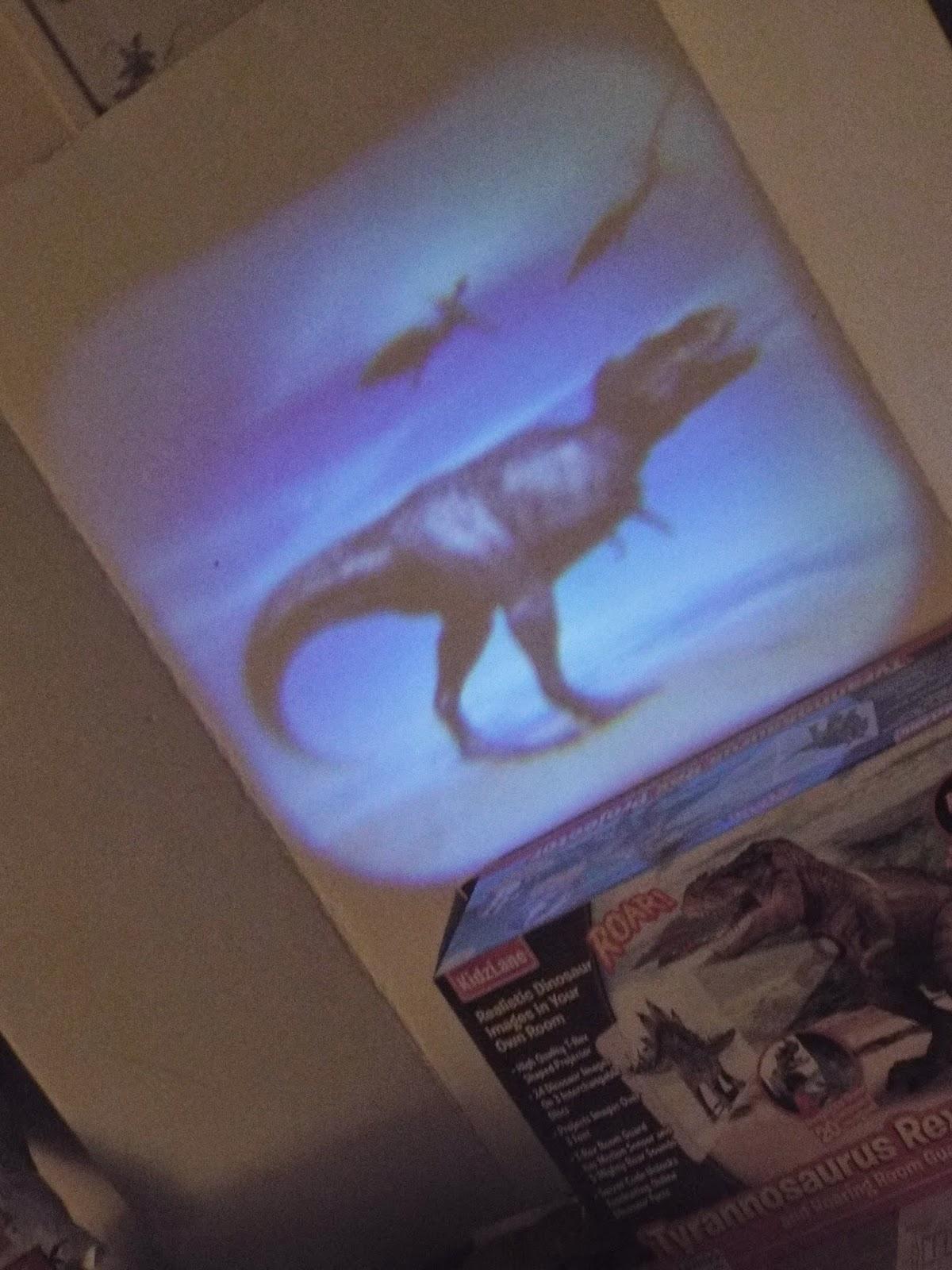 Dino Prehistoric slide show.