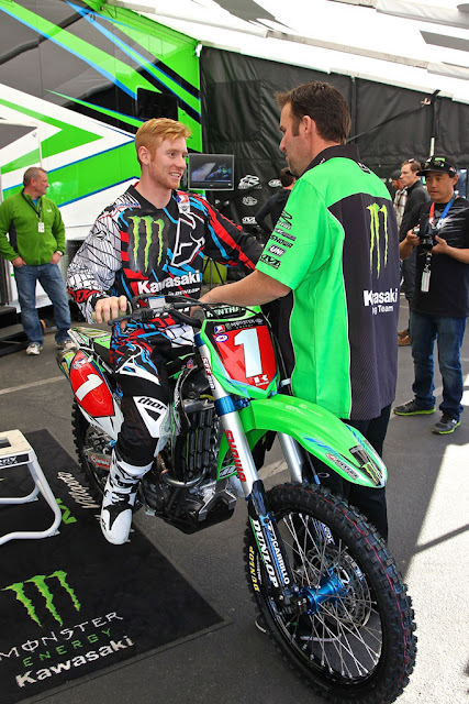 RYAN VILLOPOTO AND MOTORCYCLE