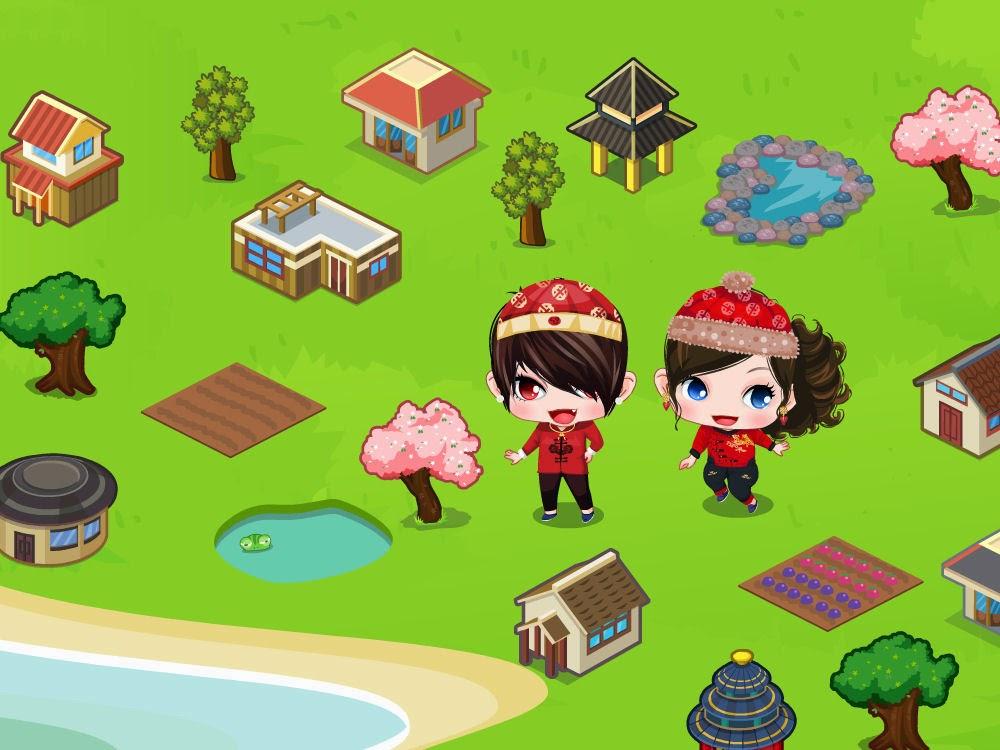 juego construir pueblos