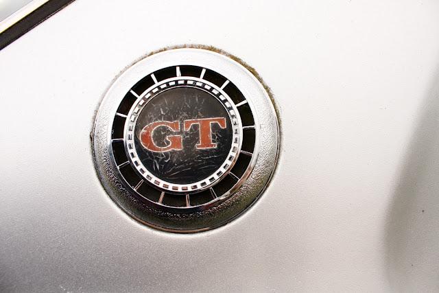 1974 Dodge Colt GT badge