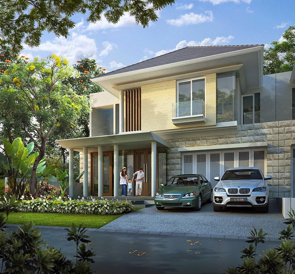 rumah real estate