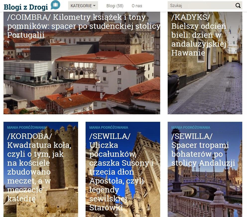 http://blogizdrogi.pl/blog/167,mania-podrozowania