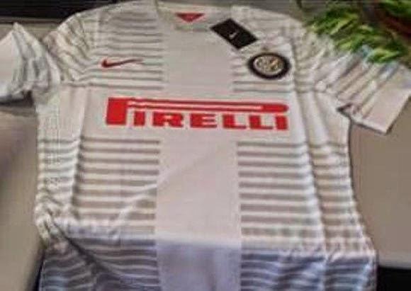 Jersey Inter Milan Away 2014-2015