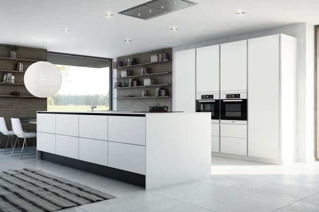vores lille hjem: At finde ny køkken...