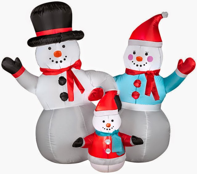 inflatables for holidays