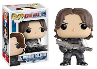 Funko Pop! Winter Soldier