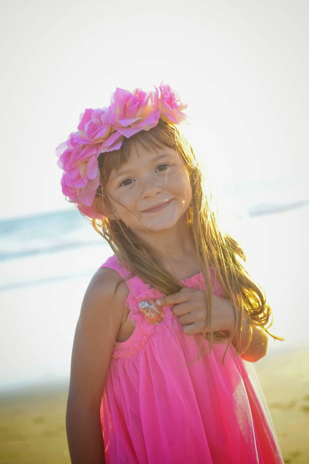 child beach portraits