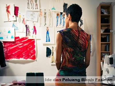 ide peluang bisnis fashion