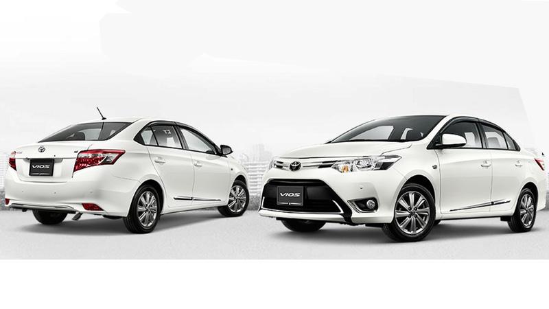 Daftar Harga mobil Toyota Vios bekas Terbaru 2015