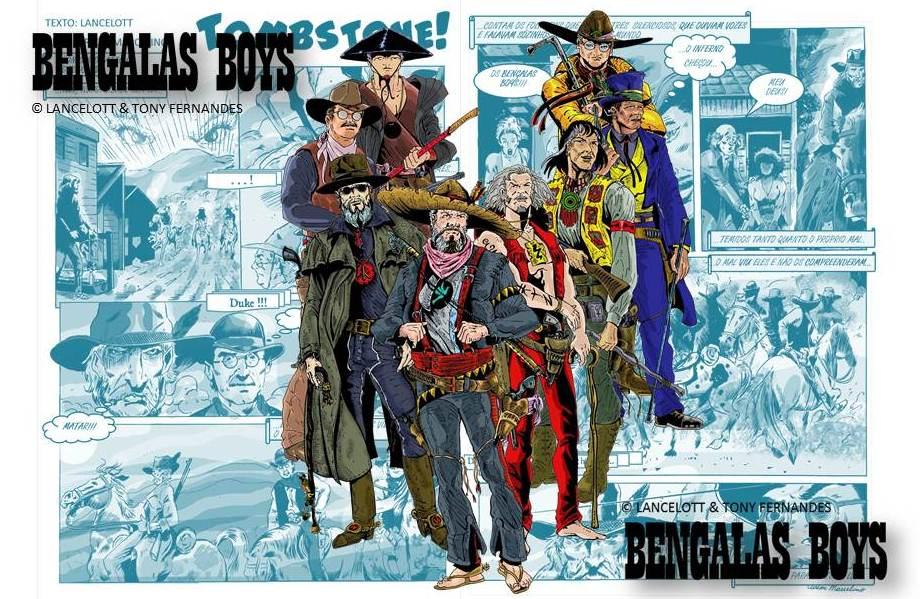 BENGALAS BOYS