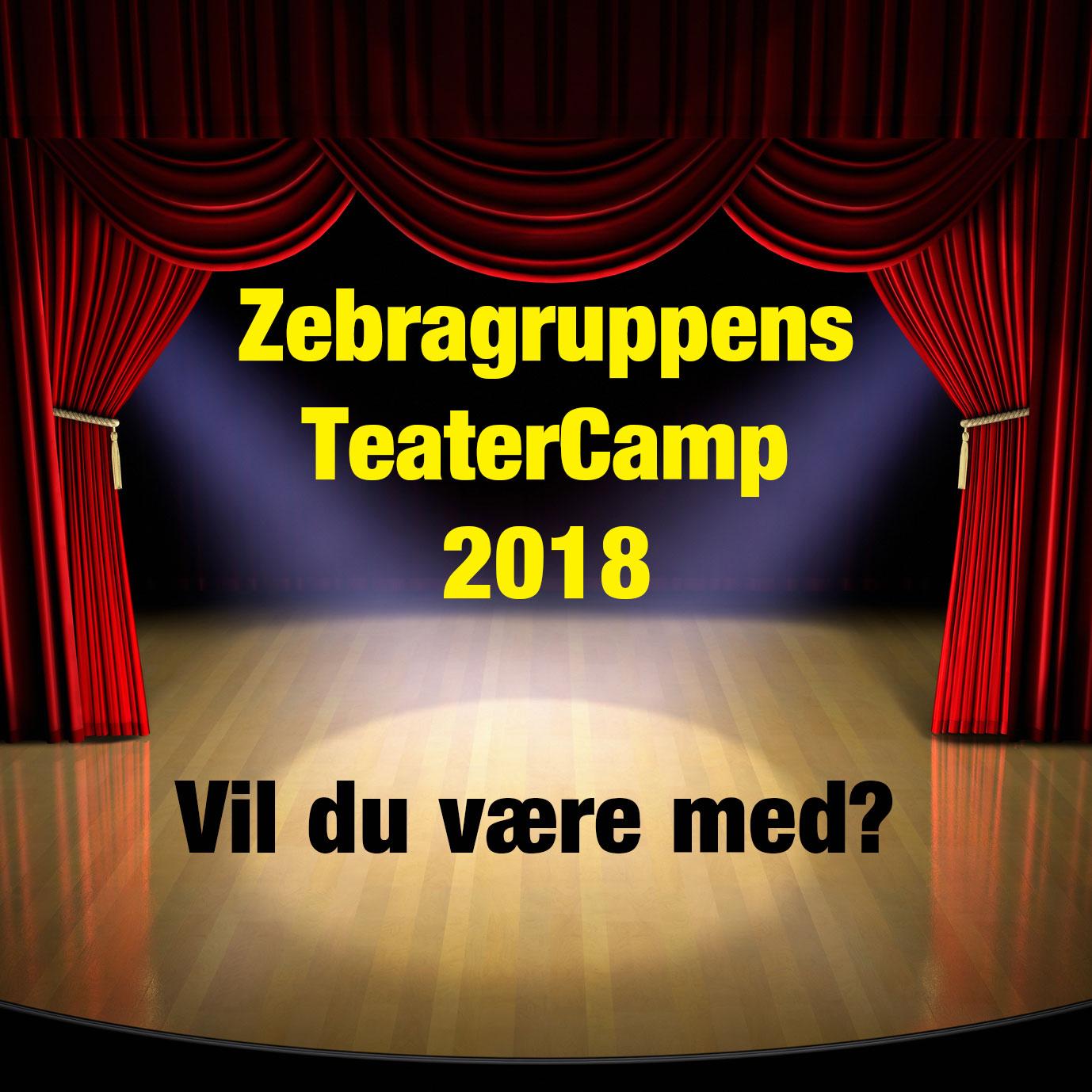TeaterCamp uge 31