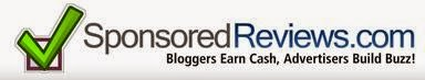 Sponsored Reviews, earn money blogging, make money online, work from home, blog, blogspot, make money