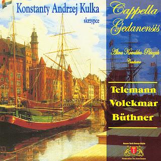 Telemann, Volckmar, Buthner