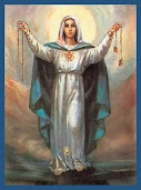 Holy Mary, Pray for us!