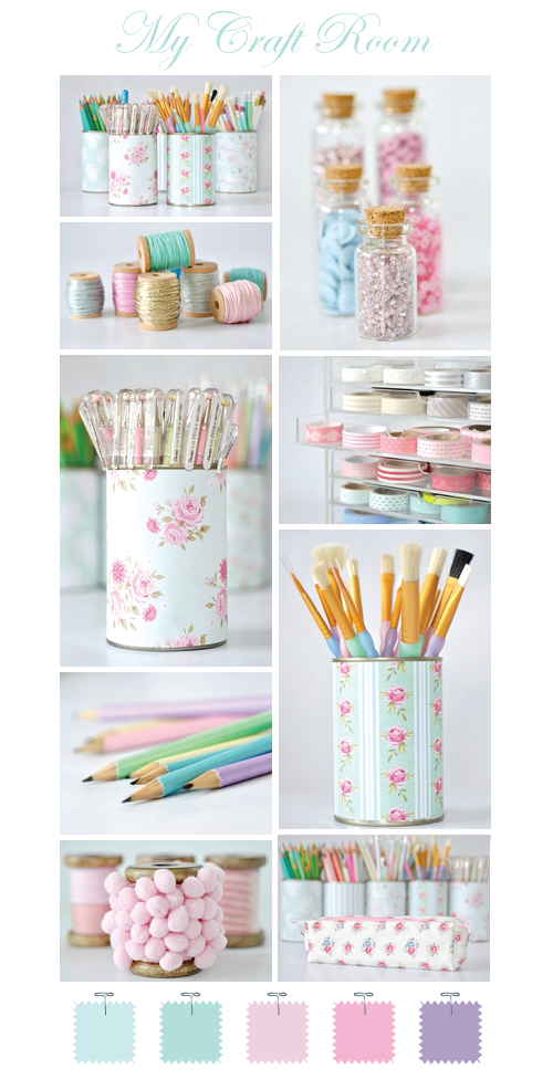 Organizing my craft room by Torie Jayne
