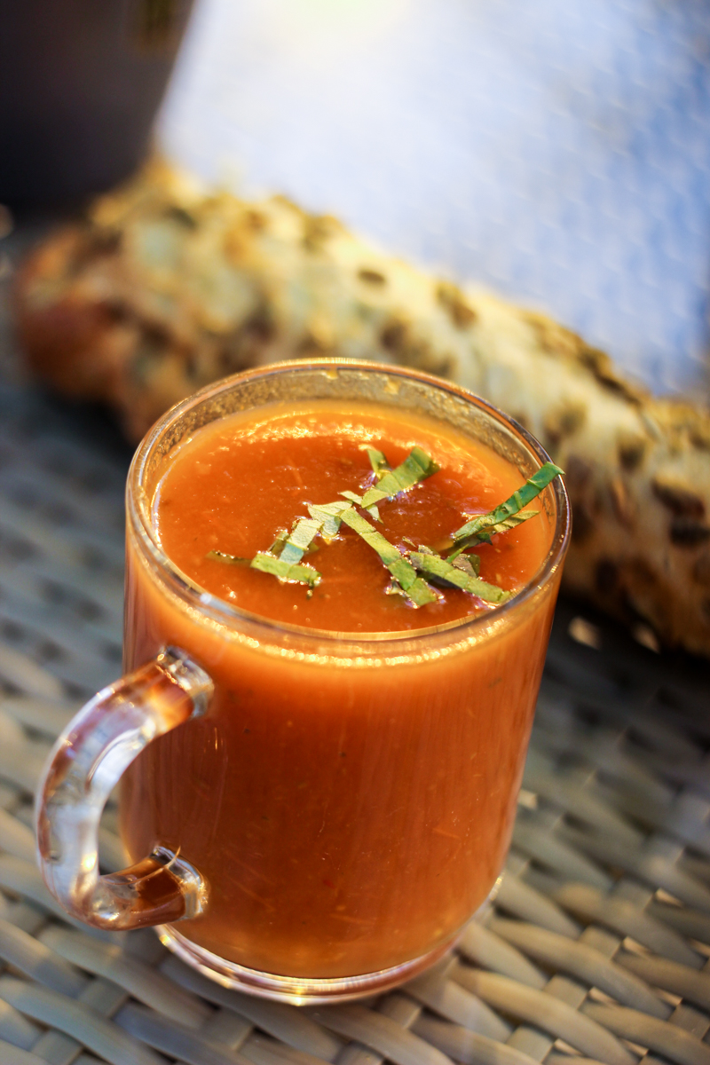 Iceland Tomato Soup