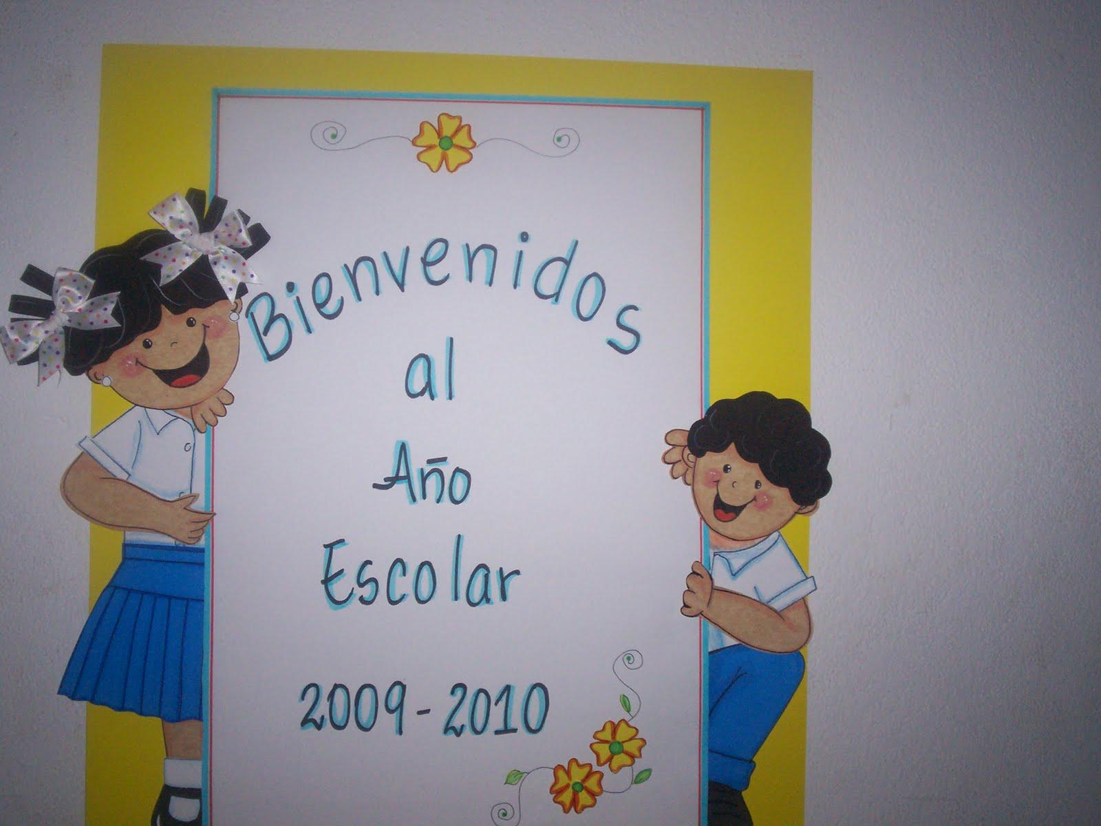 Cartelera escolar modelos - Imagui