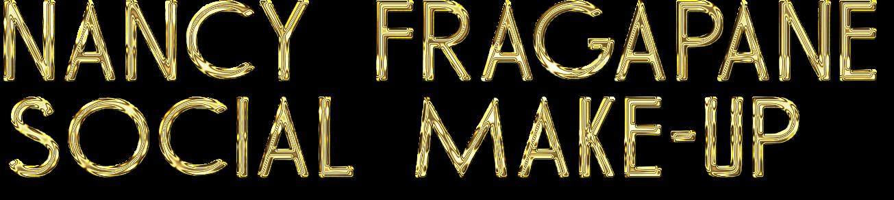 NANCY FRAGAPANE SOCIAL MAKE-UP. Maquillaje personalizado, larga duración y a prueba de agua.