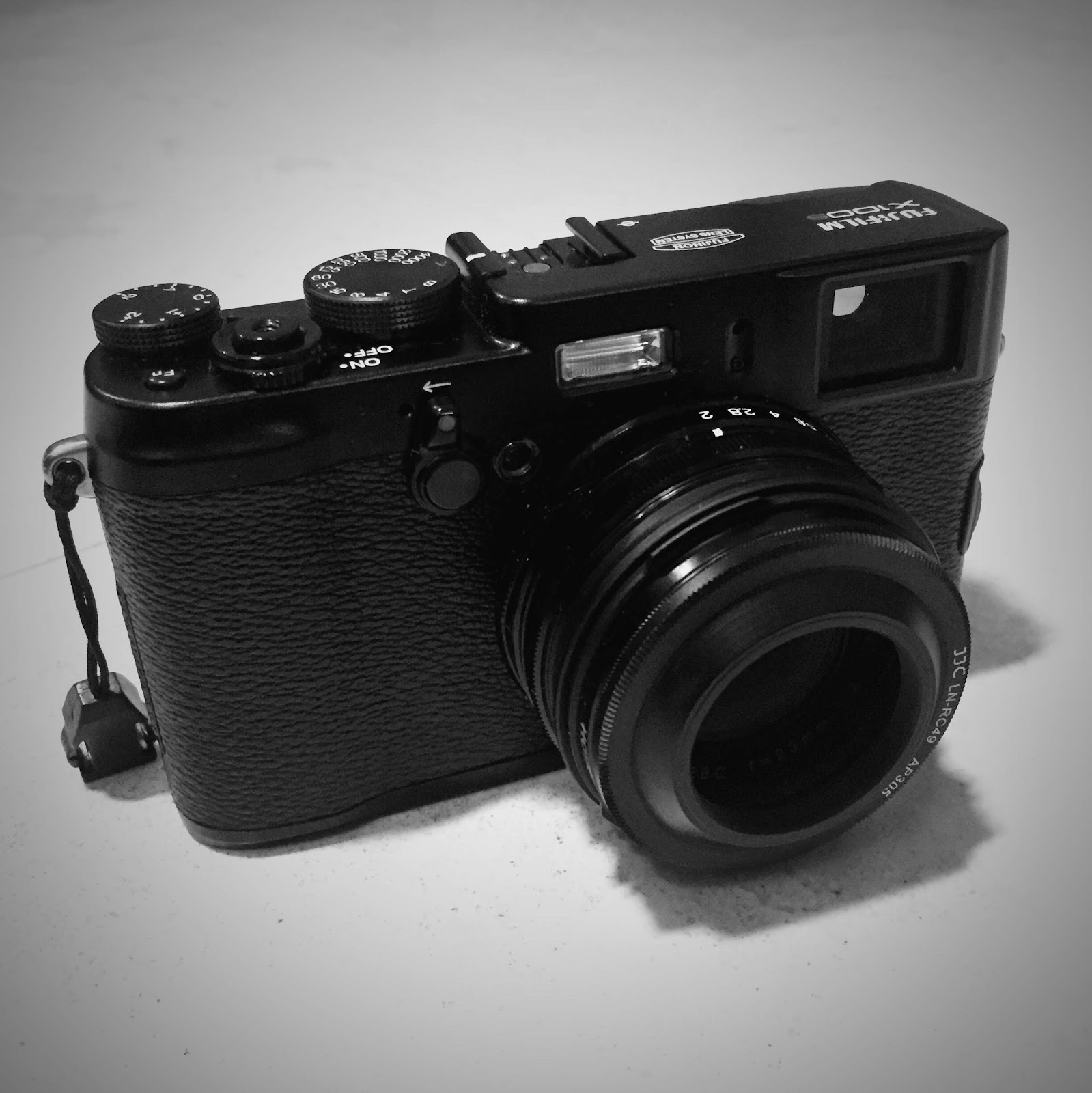 Better Family Photos: Best Lens Hood for the Fuji X100, X100S, and X100T
