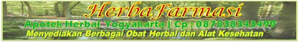 HerbaFarma | Toko Herbal Yogyakarta | Apotek Herbal Yogyakarta | Cp: 087838343499