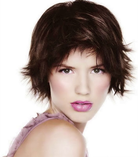 New short black hairstyles for women oval face 2015