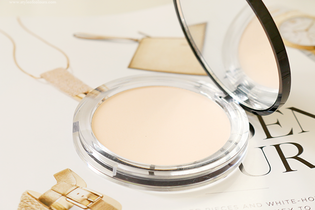 Catrice Prime and Fine Mattifying Powder Waterproof Review