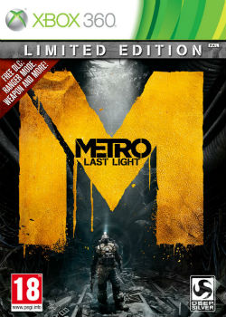  Download Metro Last Light   Jogo XBOX360