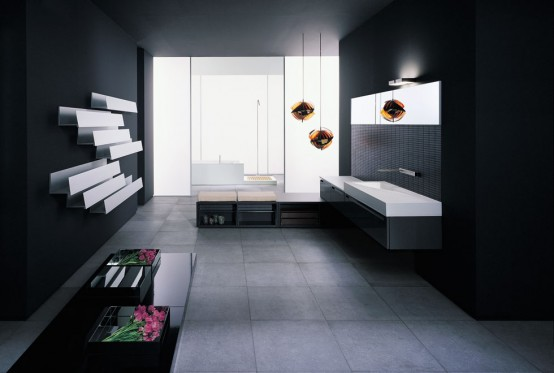 Cool Wallpapers Blog Luxurious Living Rooms And Bathrooms Pack 2 - Cool-bathrooms-2