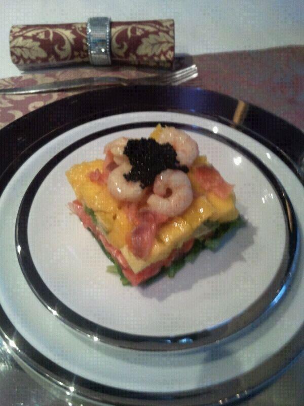 Cena de semilujo para invitados de luxe pasa el mocho - Cenas faciles para invitados ...