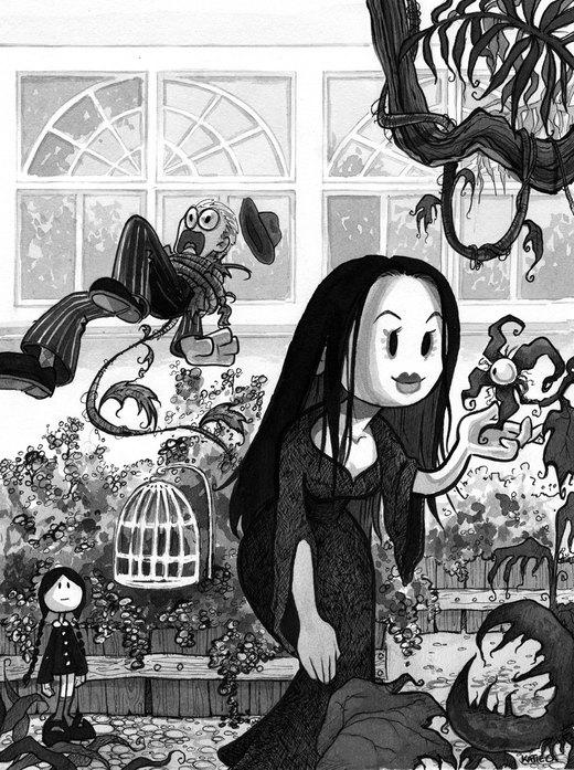 The Conservatory por Katie-O