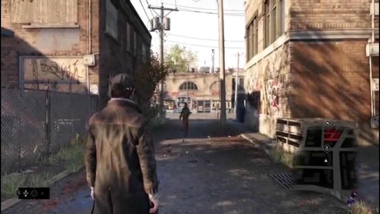 Screenshot Watch Dogs